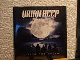 Uriah  Heep - Living The Dream -Blue Vinyl