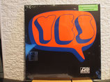 YES -  Same -  Limited ORANGE LP VINYL -  RSD 2019
