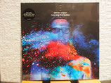 "Steven Wilson, how big the space, 12"" blaues Vinyl, RSD 2018"