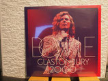 David Bowie   -   GLASTONBURY  2000  - Vinyl