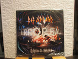 Def Leppard -Mirrorball -Live & More -2 LP-Set -Vinyl