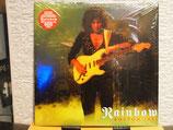 Rainbow- Boston 1981 -Red Vinyl