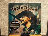 Motörhead -Clean Your Clock 2 LP PICTURE Vinyl