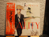 David Bowie -Reality - JapanPress. - Vinyl