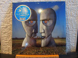 PINK FLOYD-The Division Bell-2LP-Blue Vinyl-25th Anniversary -Neu & OVP