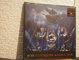RUSH -CLOCKWORK ANGELS - LIMITED EDITION - 180 GRAM -5  LP-BOXSET-Vinyl