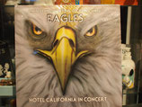 Eagles- Hotel California in Concert - Vinyl