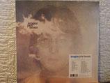 John Lennon -Imagine-Clear Vinyl