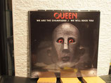 Queen - We are the Champions- We will rock you-Black Friday 2017
