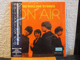 The Rolling Stones -On Air - Japan .Press. - Obi - 2 Lp-Set