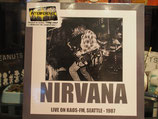 Produktname:Nirvana-live on Kaos-FMS,,Seattle-1987