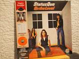 Status Quo - On the Level - Orange Vinyl