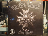 Motörhead -Bad Magic - White Vinyl