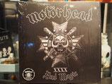 Motörhead -Bad Magic - White Vinyl