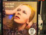 David Bowie - Hunky Dory  -Limited Edition- Gold Vinyl