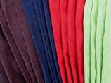 LeinenBags in verschiedenen Farben: Baun, Blau, Rot,Grün