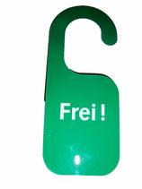 """Türschild """"Frei / Bitte nicht stören"""""""