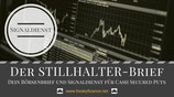 Der STILLHALTER-Brief