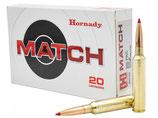 Hornady Match .300 PRC ELD Match 225 grs Büchsenpatronen *EWB Pflichtig