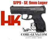 Heckler & Koch HK SFP9 - Kaliber 9mm Luger  *EWB ERFORDERLICH