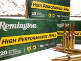 REMINGTON HP 6,5 Creedmoor 140grs.  VP:20Schuss * EWB erforderlich