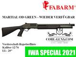 "Fabarm PF MARTIAL O.D. GREEN 20""  Kal. 12/76 *EWB Erforderlich"