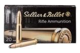 Sellier & Bellot 30-30Win Teilmantel 150grs (VPE:20)
