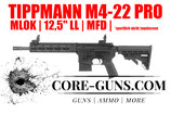 "Tippmann M4-22 Pro 12,5"" Kaliber 22lr. *EWB Pflichtig"