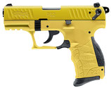 Walther P22Q Schreckschuss Pistole 9 mm P.A.K. Tweety - Frei ab 18