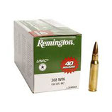 Remington 308Win 150grs VPE: 40 *EWB Pflichtig