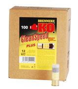 Brenneke K.O. CleanSpeed Plus für Selbstladeflinten | 100 Schuss *EWB Pflichtig