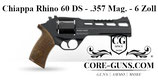 Chiappa Rhino 60 DS Kaliber. .357 Mag. - 6 Zoll *EWB Pflichtig
