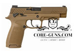 P320 M17 FDE - 9mm Luger *EWB Pflichtig