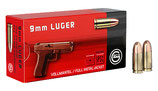 Geco 9mm Luger VM 124 gr. *EWB Pflichtig