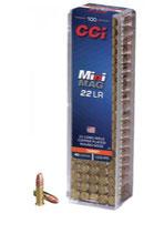 CCI Mini Mag .22 LR CPRN 40 grs *EWB Pflichtig