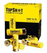 TopShot Competition 12/70 Trap 2,4mm 24g | 250 Schuss *EWB Pflichtig
