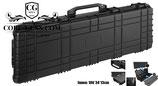 Waffenkoffer, ideal für AR15/AR10 inkl. Inlay und Rollen
