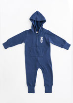 """Born to be Bayrisch Wild"" Babyjumpsuit"