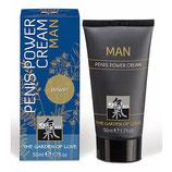 Stimulierende Creme für Männer