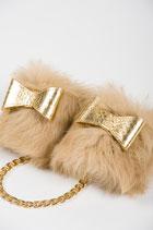 Fur Handcuffs / Luxus Fell Handschellen