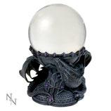 Dragon Beauty Crystal Ball Holder