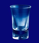 B52 Schnapsglas 2cl SAN teilgefrostet
