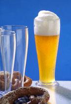Weizenbierglas 0.3l und 0.5l SAN