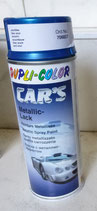 Farbe Spray metallic blau 400ml. von Dupli Color