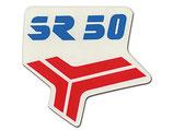 Aufkleber Knieblech passend Simson SR50 Neu