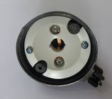 Blinkerrückteil Kontakte unten für alle Simson S51,S50,S70 SR50/80 u.a. wie MZ TS150 Neu