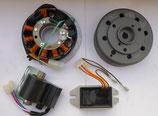 Umbausatz Zündanlage auf 12V für VAPE passen Simson S51, S70, S61, S70  Neu