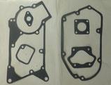 Dichtungssatz schwarz für Motor passend Simson KR51/2, S51, SR50 6-teilig  Neu