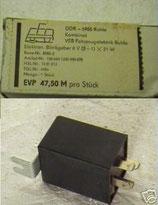 Blinkgeber Elektronik 6V 2&1x 21W DDR-Ware