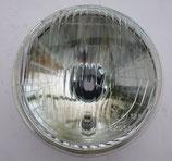 Scheinwerfer Reflektor Halogen mit Standlicht E-Nr.passend Simson KR51, SR4-,  aber auch S50, S51, Neu